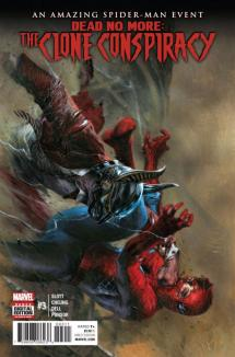 CLONE CONSPIRACY 2 ALEXANDER LOZANO CONNECTING VARIANT NM